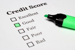 credit score rating